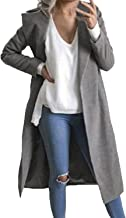 Best grey trench coat Reviews
