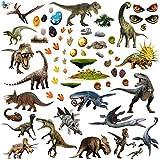 Dinosaurier Wandtattoo Kunst Aufkleber für Jungen und