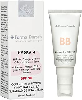 Farma Dorsch BB Crema Hydra 4 SPF 20 - 50 ml.
