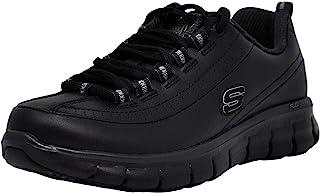 Skechers for Work Women's Sure Track Trickel Slip Resistant Shoe