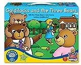 Orchard Toys - Juego de Tablero Ricitos De Oro Y Los Tres Osos, 2 a 4 Jugadores (46) (versión en inglés)