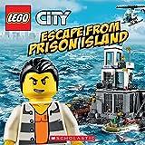 Escape from Prison Island (LEGO City: 8x8)