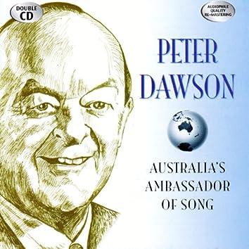 Australia's Ambassador Of Song