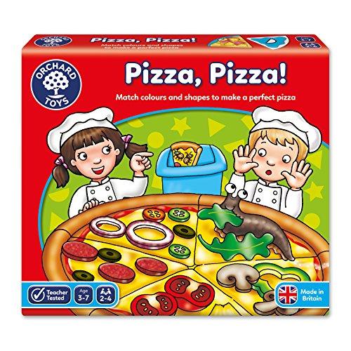 Orchard Toys - Orch060 - Jeu D'imitation - Cuisine - Pizza, Pizza