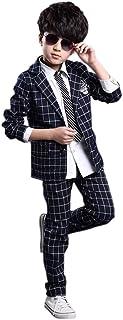 スーツ 子供服 男の子 キッズ フォーマル スーツ 紳士服 卒業式 七五三 誕生日 入学式 演奏会 パーティー [並行輸入品]