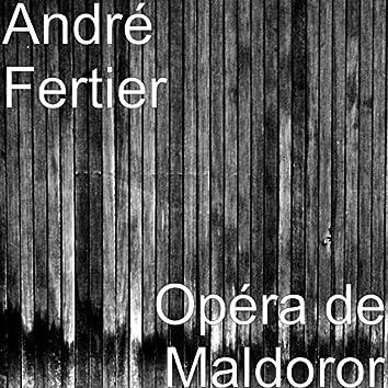 Opéra de Maldoror