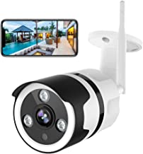 Outdoor Camera – 1080P Outdoor Security Camera, IP66 Waterproof, 2-Way Audio Home..