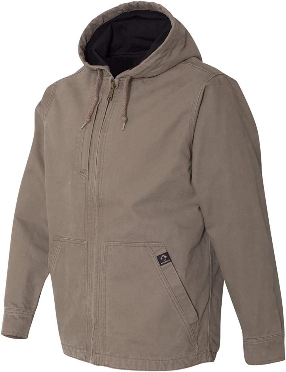 DRI Duck Men's 5090 / 5090T Laredo Boulder Cloth Canvas Jacket with Thermal Lining