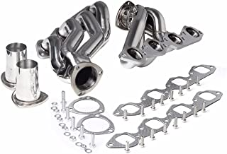 Stainless Exhaust Manifold Shorty Race Header Fit For Big Block 396 402 427 454 502