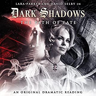 Dark Shadows - The Path of Fate audiobook cover art