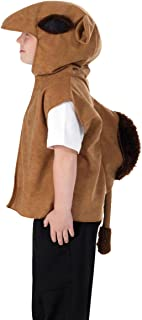 Charlie Crow Camel Costume for Kids one Size 3-8 Yrs