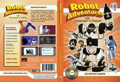 Robot Adventures Educational DVD - Humanoid Robots