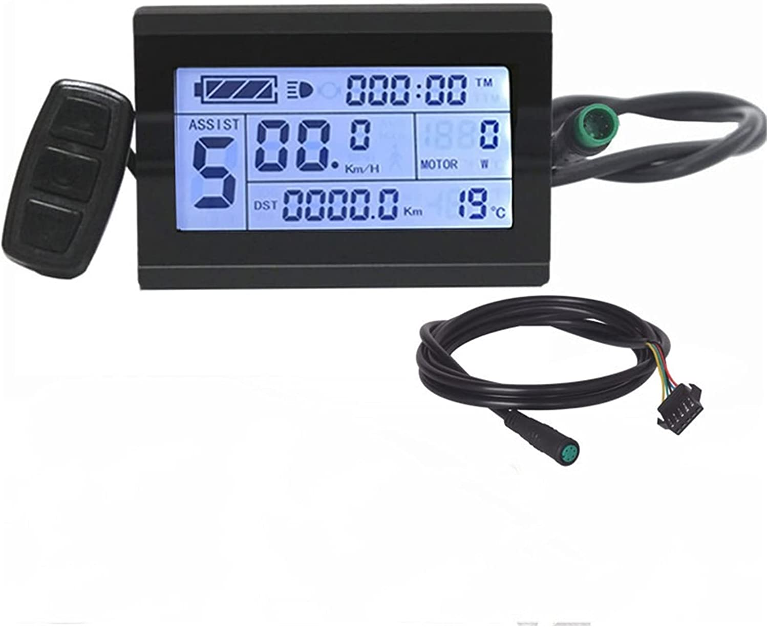YGSH Electric Bicycle Display is Cheap mail order sales 24V36V4 2021 new for Suitable Controller