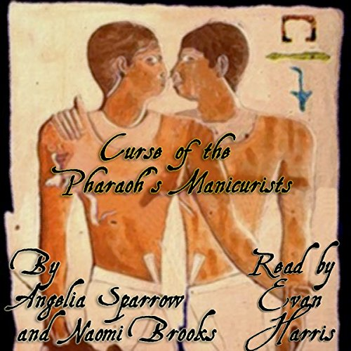The Curse of the Pharaoh's Manicurists cover art