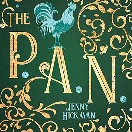 The Pan Audiobook By Jenny Hickman cover art