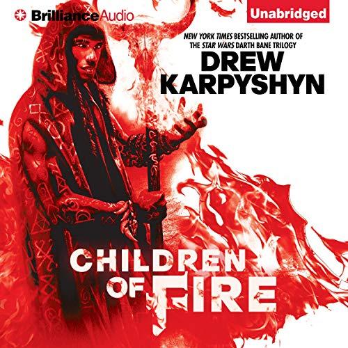 Children of Fire Titelbild
