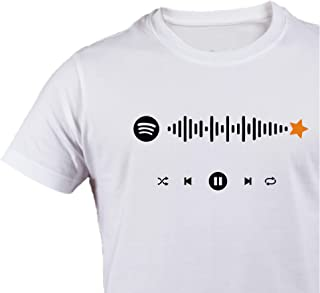 Maglietta Spotify Code