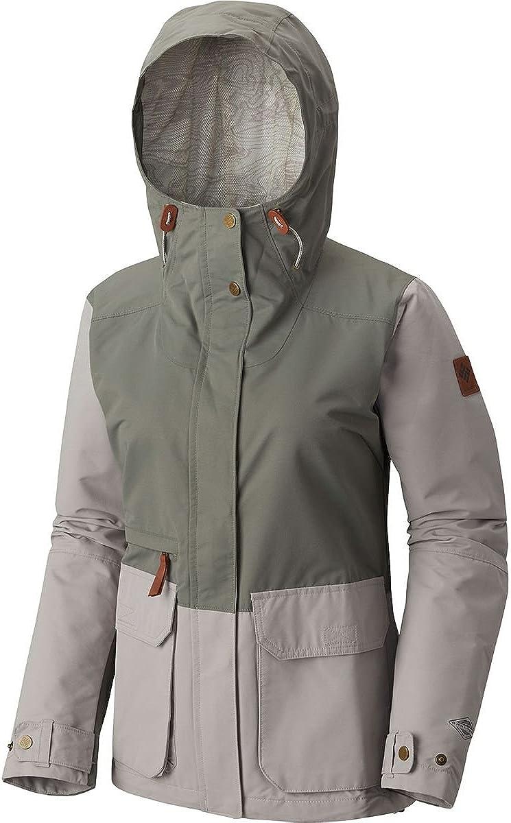 Columbia Women's South Canyon II Jacket Flint Grey/Cypress