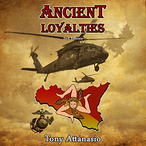 Ancient Loyalties audiobook cover art