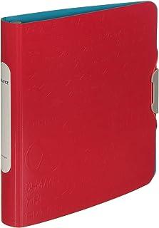 Leitz 4-Ring Binder - Red
