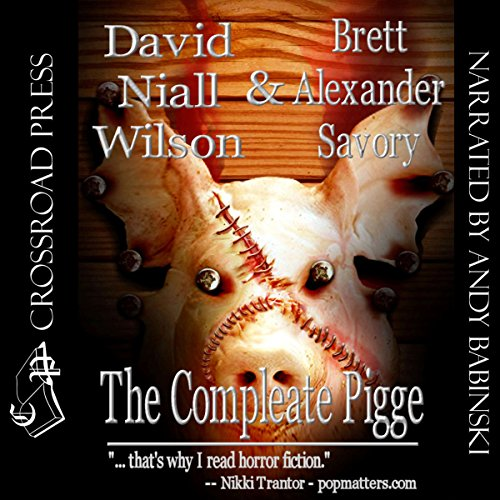 The Compleate Pigge audiobook cover art
