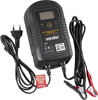 Carregador inteligente de bateria 127 V~ CIB 210 VONDER Vonder