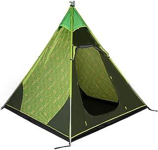 IDWOI-tält drake triangeltält 3-4 personer ett lager vattentät vindtät campingtält, 2 färger