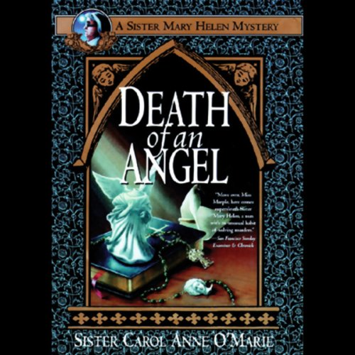 Death of an Angel audiobook cover art