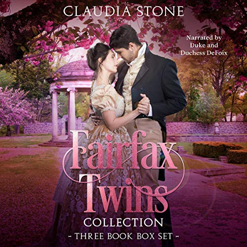 Fairfax Twins Collection: Three-Book Box Set cover art
