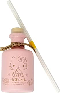 Hello Kitty Fragrance Diffuser Set with Sticks Japan Limited Edition