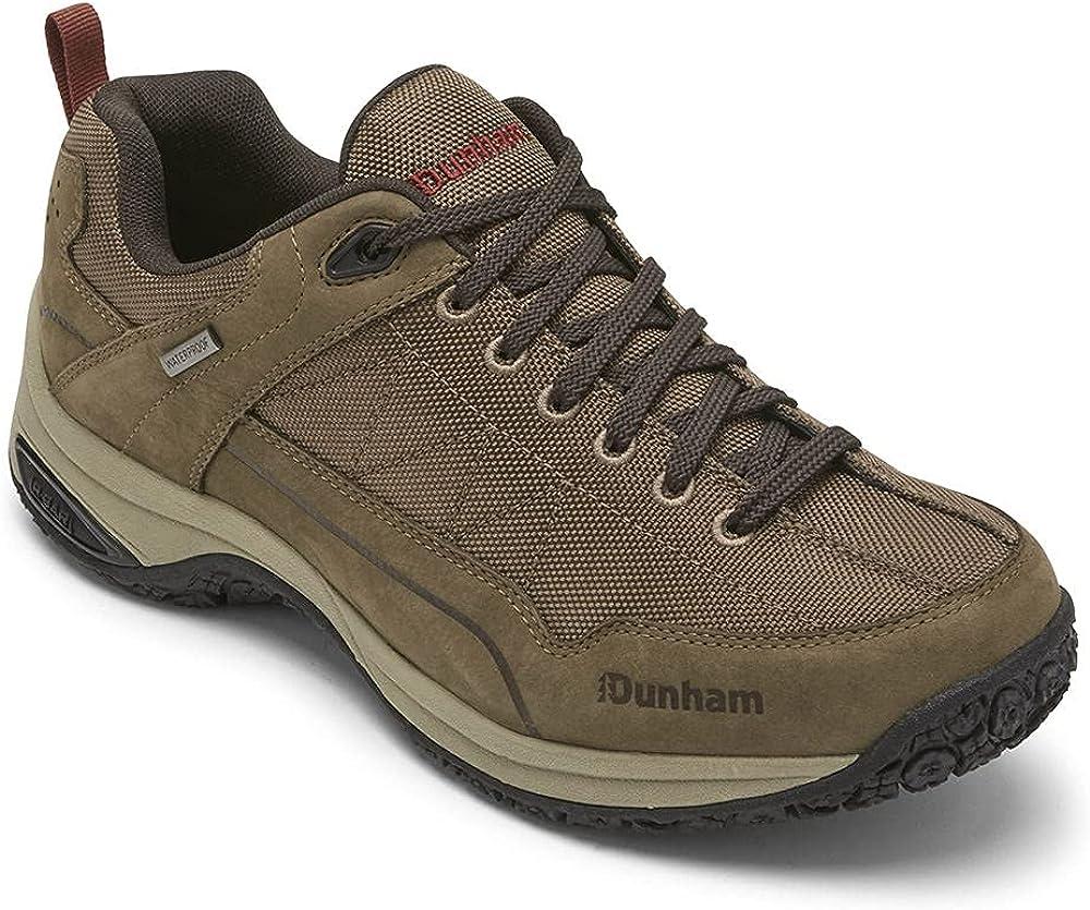 Dunham Cloud Plus Waterproof Lace-Up