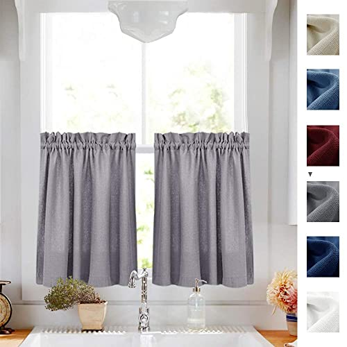 Kitchen Window Curtains Amazon Com