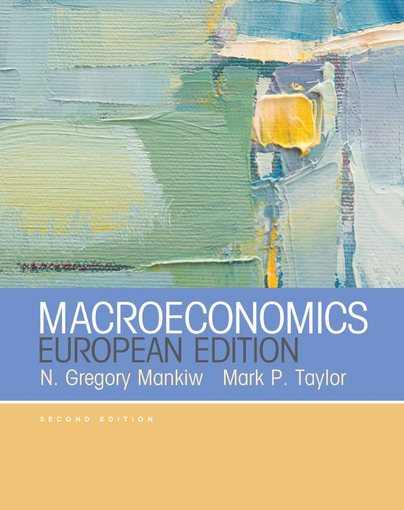 Image OfMacroeconomics (European Edition)