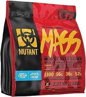 Mutant Mass 2,2 kg koekjes en room