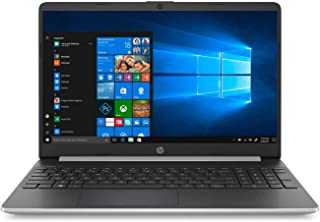 HP 15t Laptop PC 15.6 Inch HD WLED 256GB SSD + 16GB Intel Optane Laptop (i7-1065G7, 8GB RAM, Iris Plus Graphics, Windows 1...