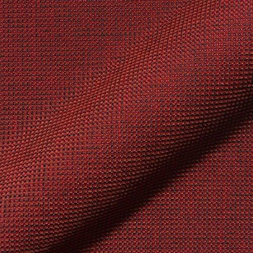 Stoff Polsterstoff Möbelstoff Bezugsstoff Meterware für Stühle, Eckbänke, etc. - Mondo Rot Uni - MUSTER