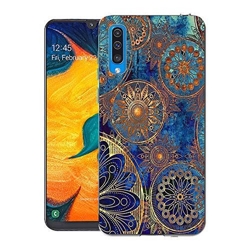 CaseExpert Samsung Galaxy A70 Funda, Carcasa Cover Case Funda de Gel TPU Silicona para Samsung Galaxy A70