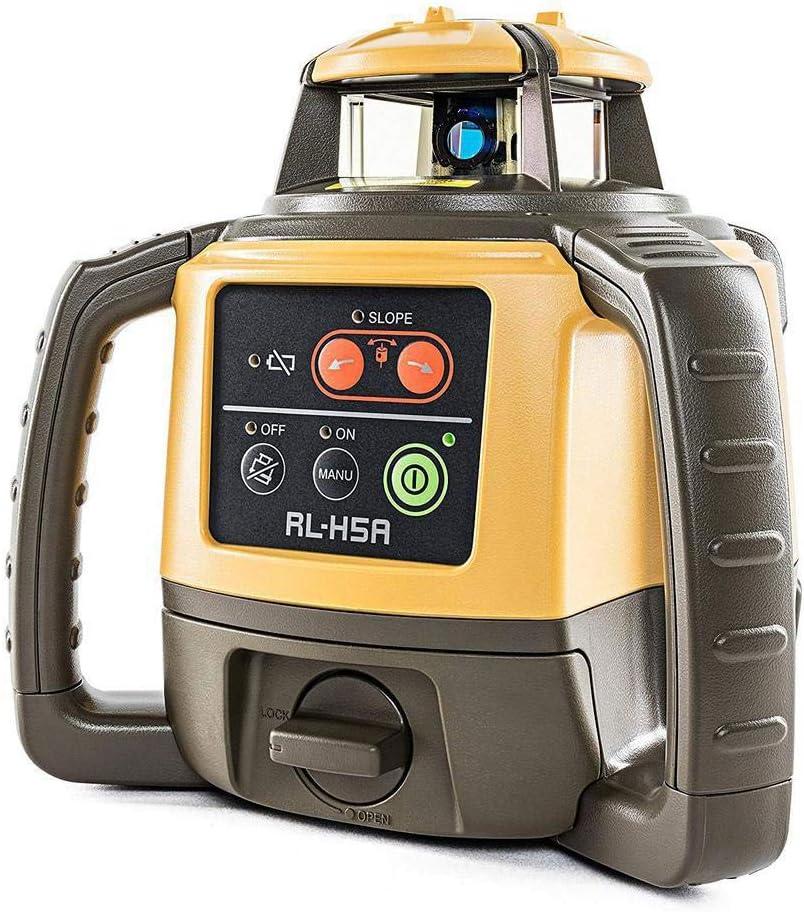 Topcon R-H5A autonivelante nivel de grado láser rotativo