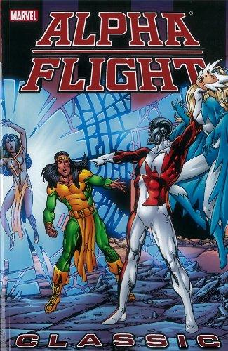 Alpha Flight Classic - Volume 3