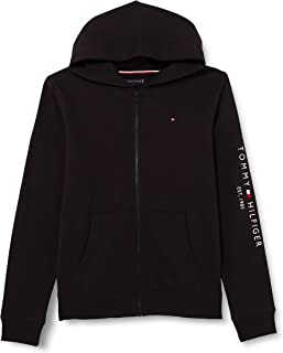 Tommy Hilfiger Essential Hooded Zip Through Sweater Fille
