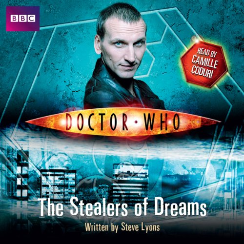 Doctor Who: The Stealers of Dreams cover art