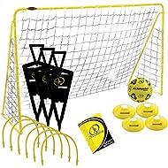 Kickmaster Ultimate Football Challenge Set.