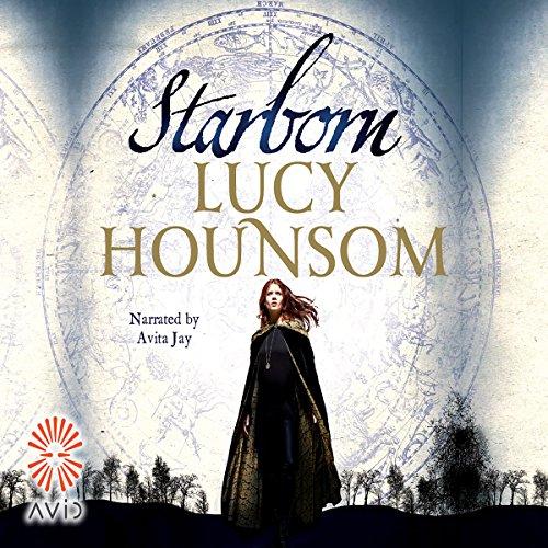 Starborn audiobook cover art