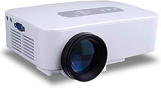 "1800 Lumens Mini Projector, Full HD 720P 170"" Display Supported,PS4,TV Stick, Smartphone, USB, VGA, HDMI AV SD Card Suppor..."