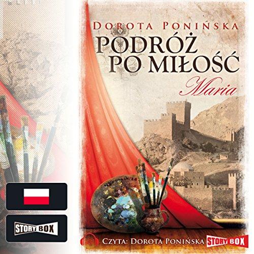 Maria audiobook cover art