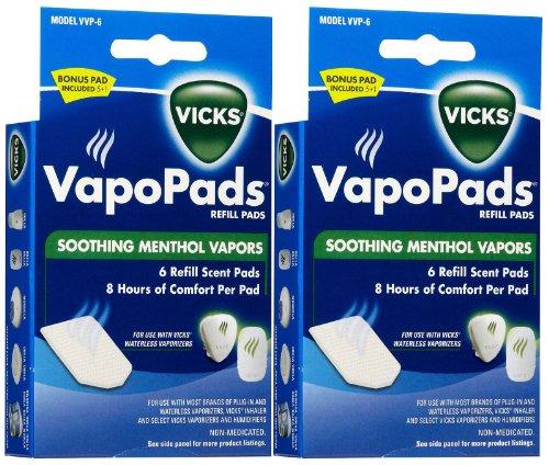vicks steam inhaler pads - 6