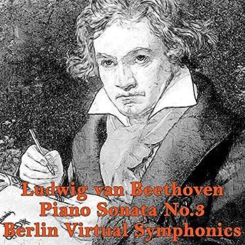Ludwig van Beethoven, Piano Sonata No. 3