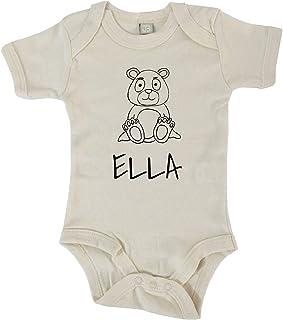 JOllify JOllipets Baby Strampler - ELLA - 100% BIO - Variante: Tiere Zoo