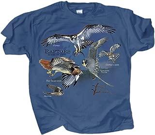 birds of prey shirt