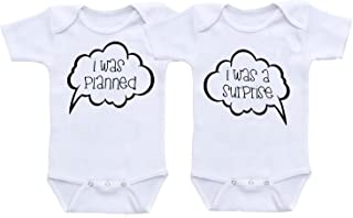 i was planned i was a surprise onesies